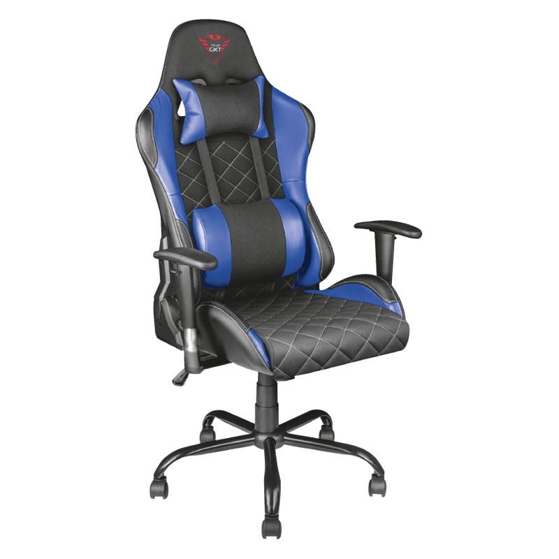 SILLA GAMING  TRUST GAMING GXT707B RESTO BLACK AND BLUE 22526
