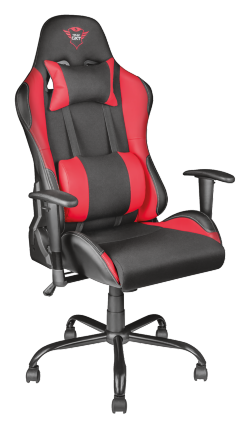 SILLA GAMING  TRUST GAMING GXT707R RESTO BLACK AND RED  22692