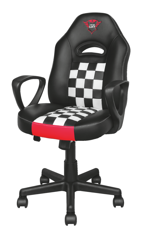 SILLA GAMING  TRUST GAMING GXT702 JUNIOR RYON BLACK WHITE RED 22876