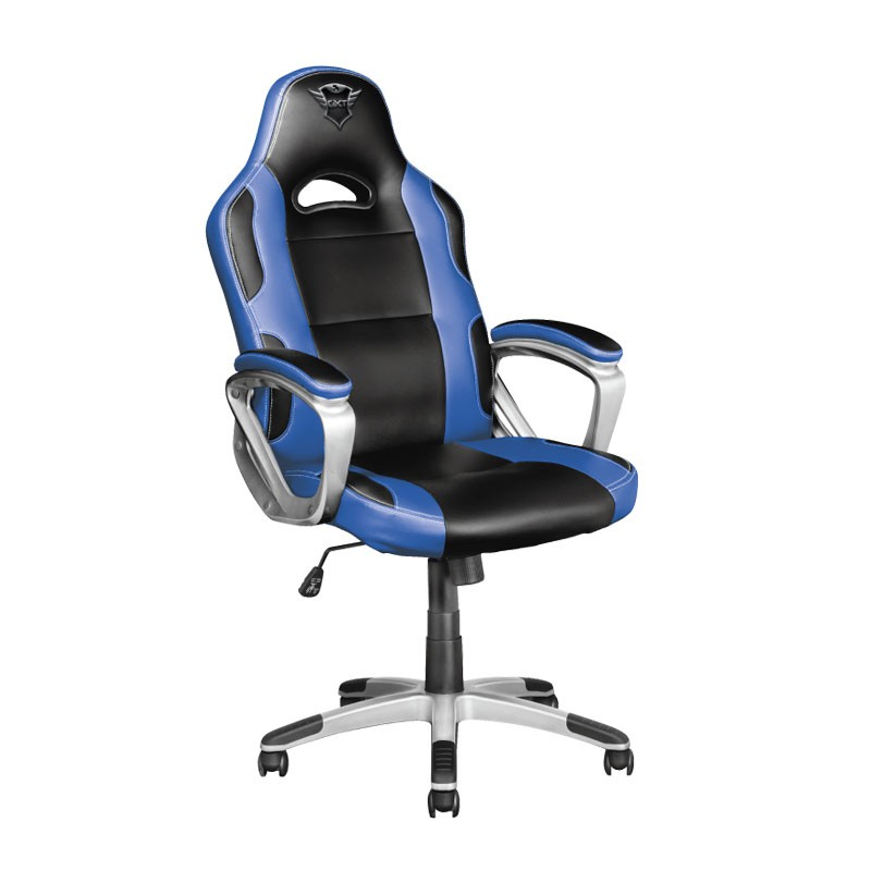 SILLA GAMING  TRUST GAMING GXT705B RYON BLACK AND BLUE 23204