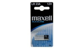 PILA BOTON LITIO MAXELL BL.1 CR1216