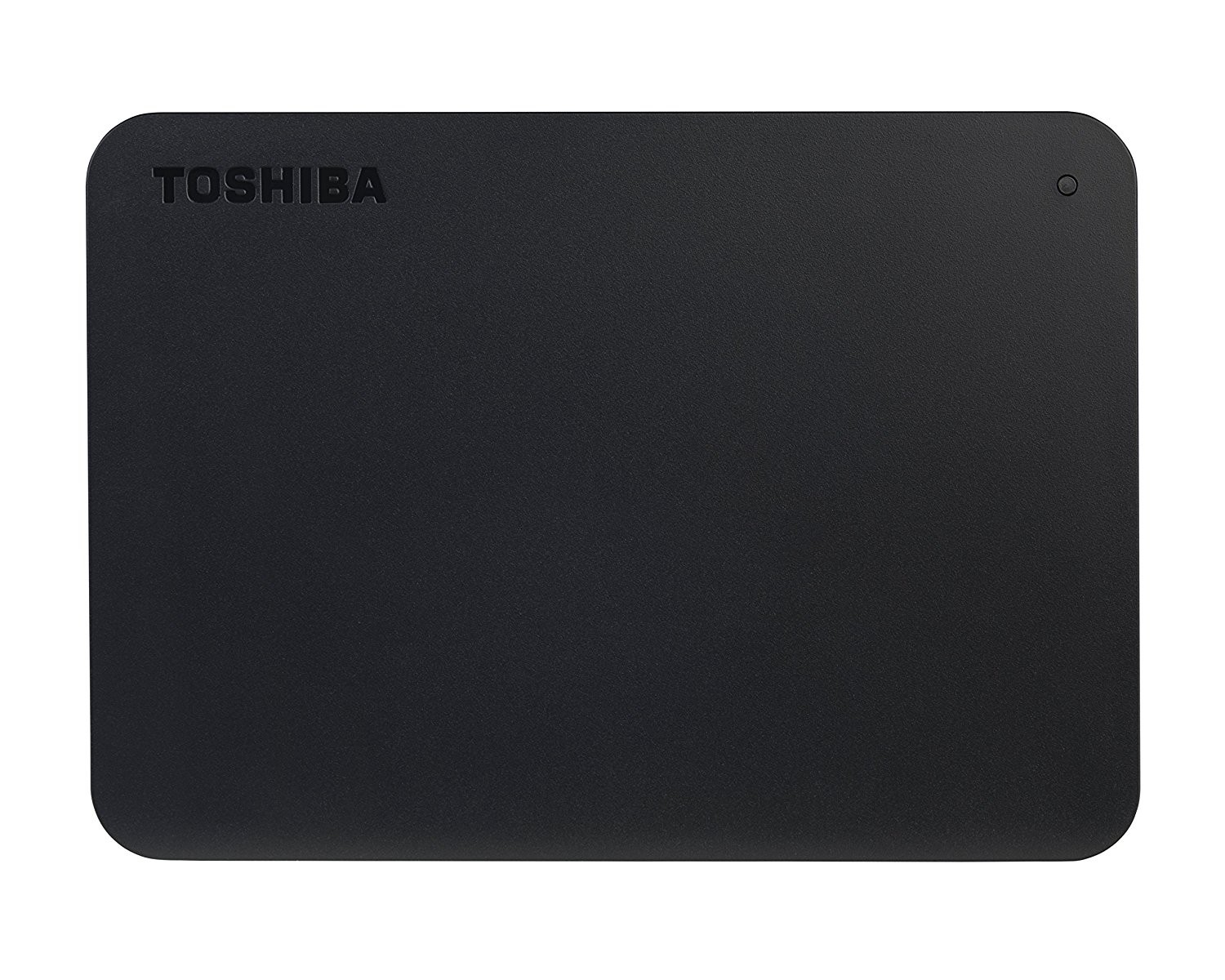 HD EXT 2.5  1TB TOSHIBA CANVIO BASIC USB 3.0 NEGRO  HDTB410EK3AA