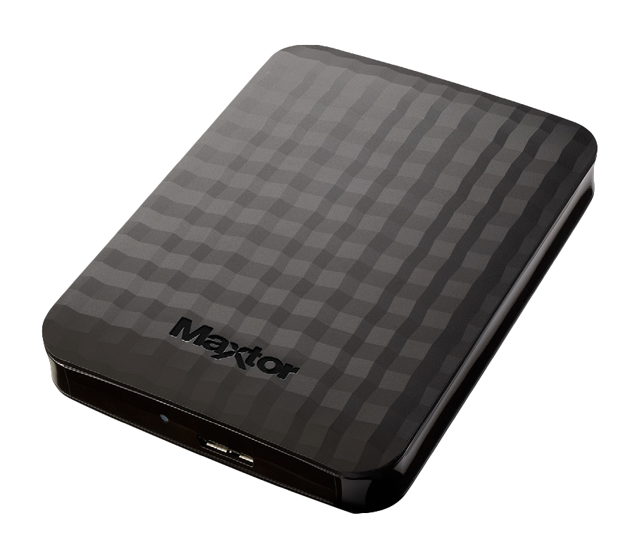 HD EXT 2.5  2TB MAXTOR M3 PORTABLE USB 3.0 NEGRO HX-M201TCB/GM