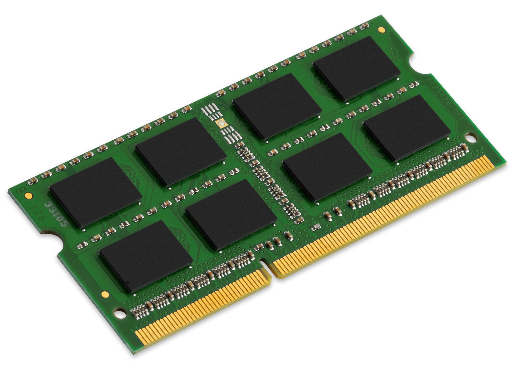 MEMORIA SODIMM DDR3 8GB PC3-12800 1600MHZ KINGSTON CL11 1.35V  KVR16LS11/8