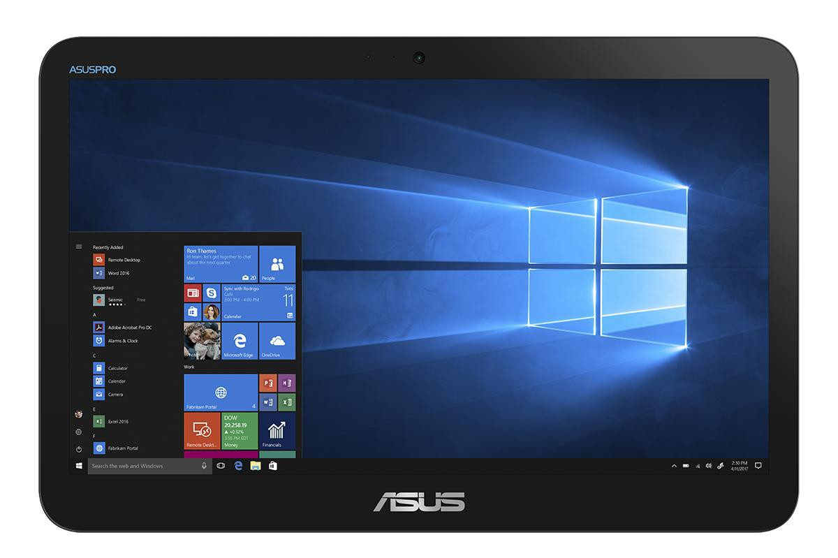 ORDE ASUS AIO PC V161GAT-BD086T N4000 1.1GHZ 15.6TACTIL 4GB SSD128 UHD600 BT W10