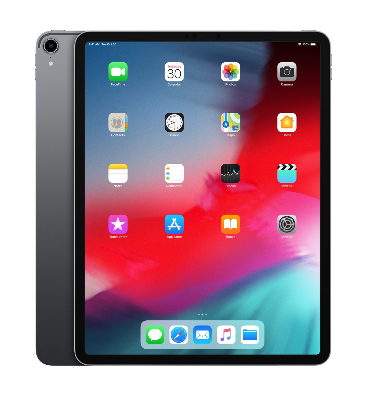 TABLET PC  APPLE IPAD PRO 12.9 2018 WIFI 64GB  GRIS ESPACIAL  MTEL2TY/A