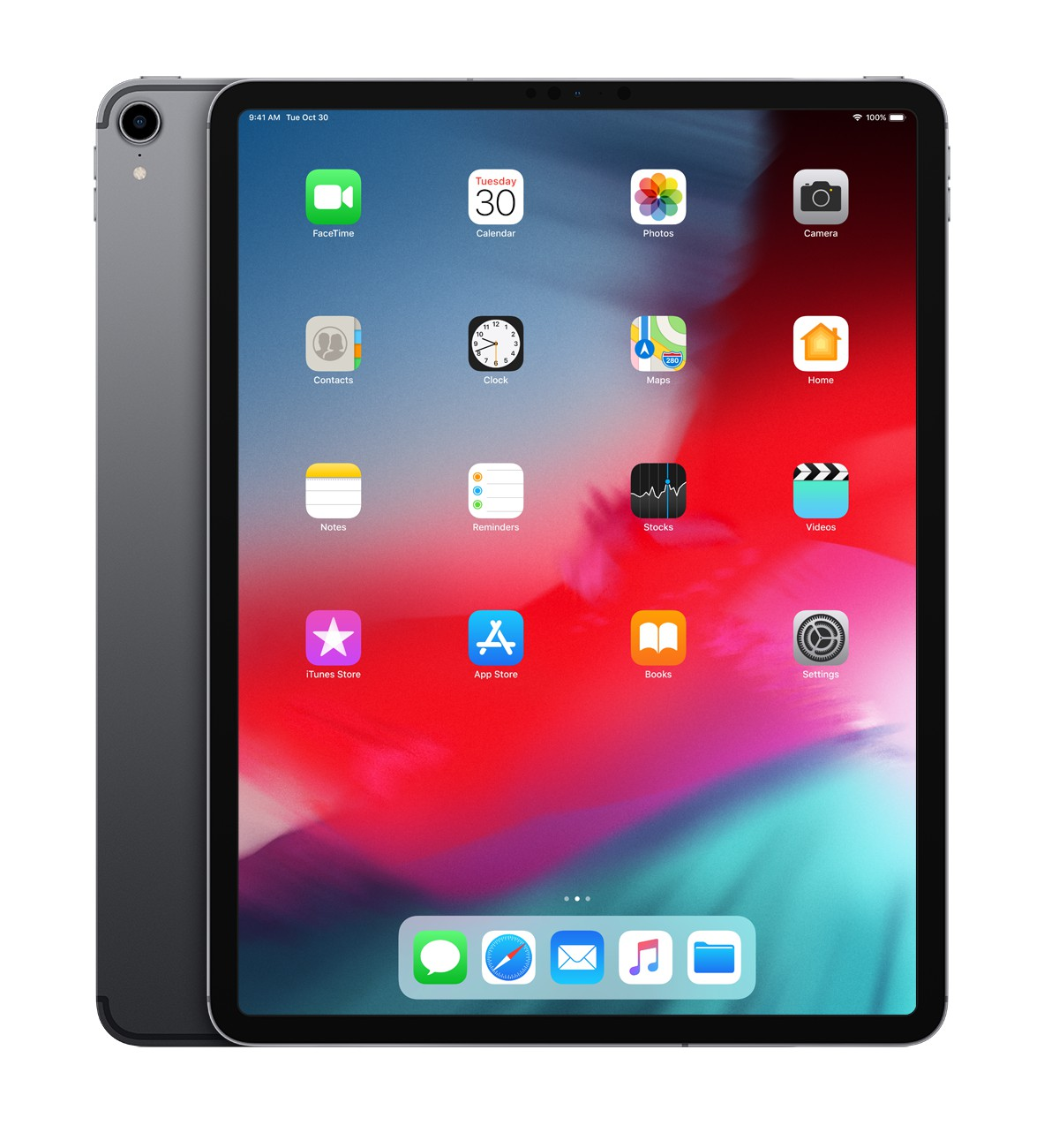 TABLET PC  APPLE IPAD PRO 12.9 2018 WIFI CELL 64GB  GRIS ESPACIAL  MTHJ2TY/A