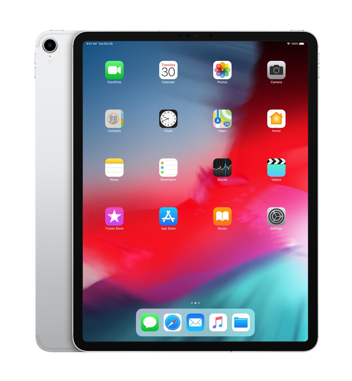 TABLET PC  APPLE IPAD PRO 12.9 2018 WIFI CELL 64GB  PLATA  MTHP2TY/A