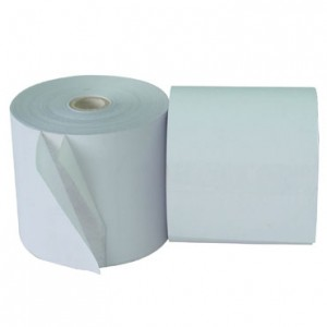 Rollo de Papel Electra 76x65x12 mm